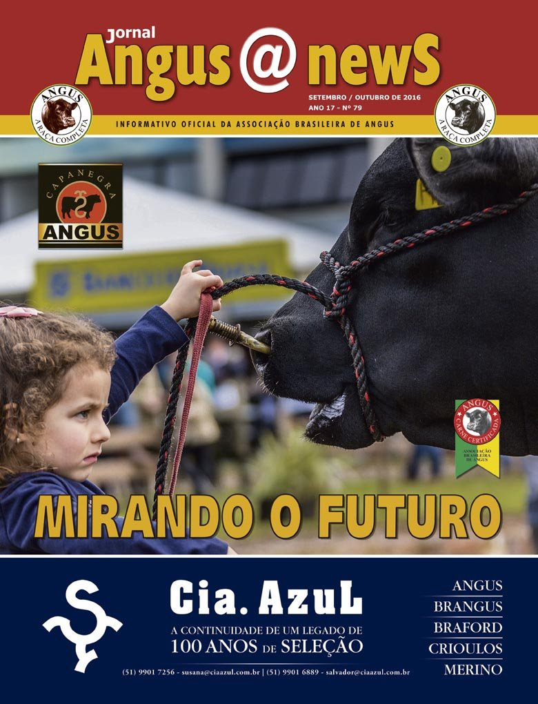 Jornal Angus@newS – Edição Set – Out 2016